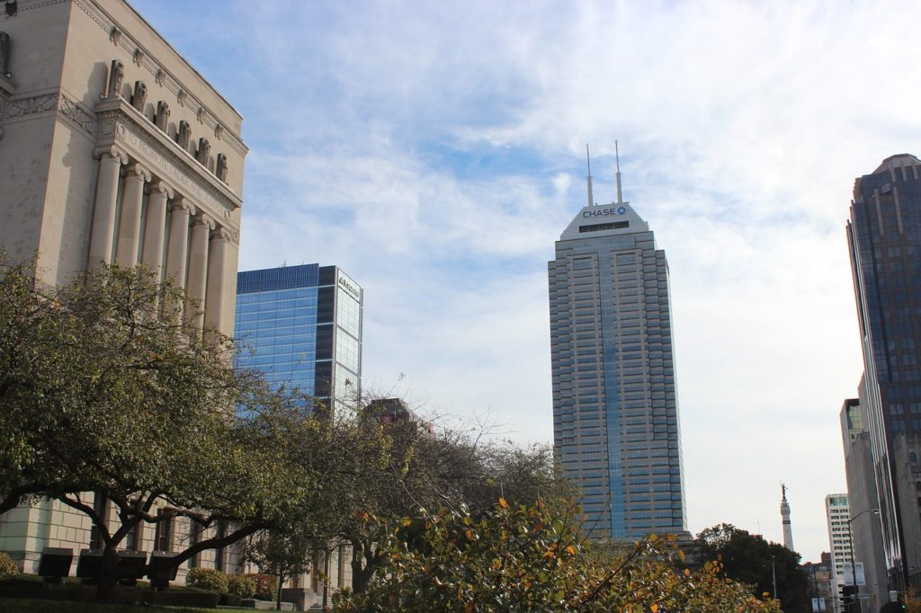 Indianapolis Skyline daytime medicare plans