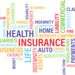 Insurance graphic local health insurance agent