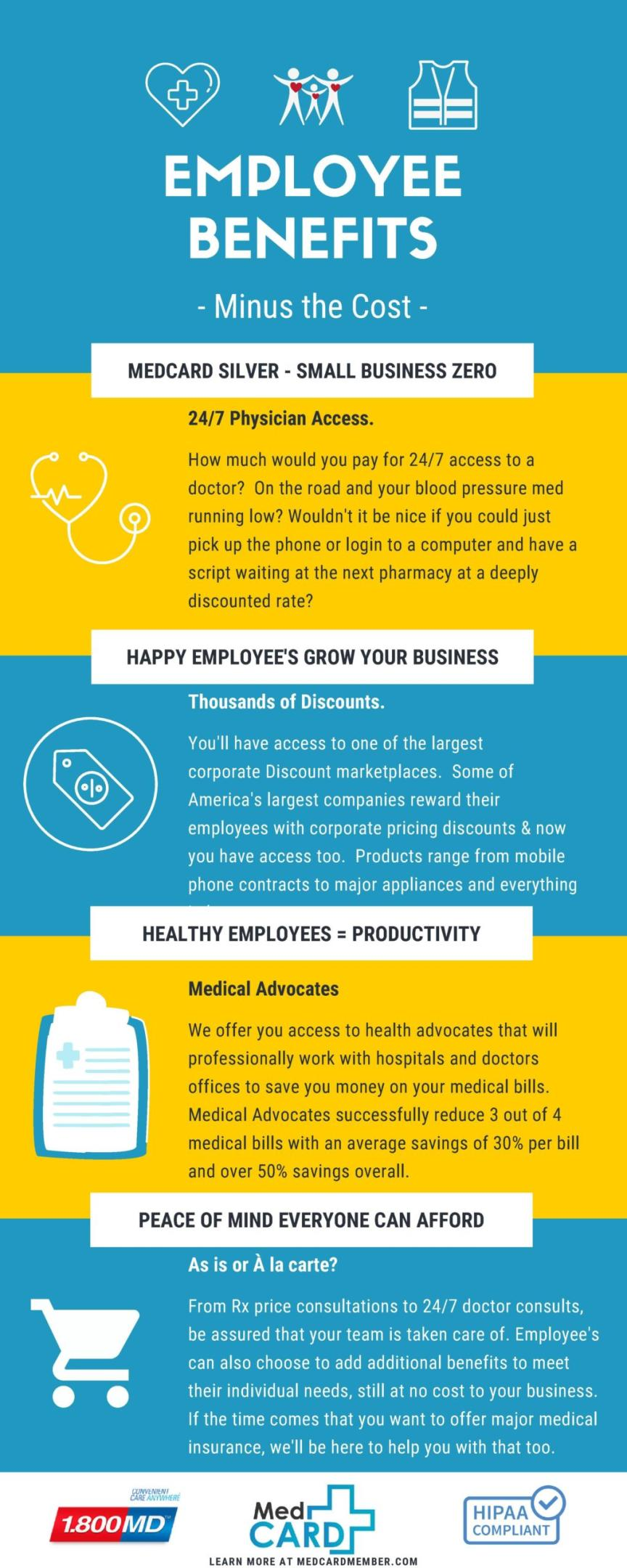 Employee Benefits MedCard