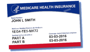 New Medicare ID Card