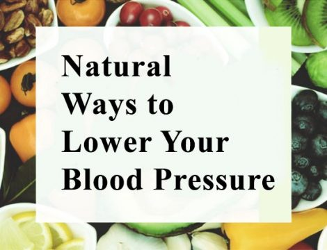 Fruits and veggies Blood Pressure text