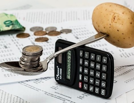 coins and potato balancing Medicare result
