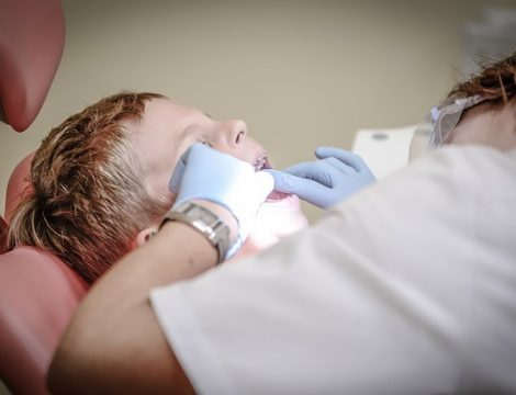 Dentist and child dental insurance